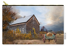 Golden Season Carry-all Pouch by Robin-Lee Vieira