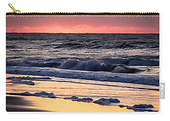 Golden Shores Carry-all Pouch