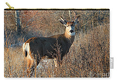 Golden Stag Carry-all Pouch