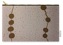 Golden Stars Carry-all Pouch by Barbara Yearty