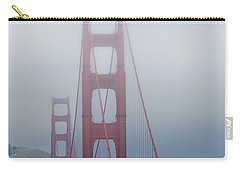 Carry-all Pouch featuring the photograph Golden State Golden Gate  by Joseph Hollingsworth