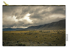 Golden Storm Carry-all Pouch by Andrew Matwijec