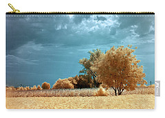 Golden Summerscape Carry-all Pouch