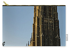Golden Sunset On The Duke Chapel Carry-all Pouch