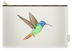 Golden-tailed Sapphire Carry-all Pouch
