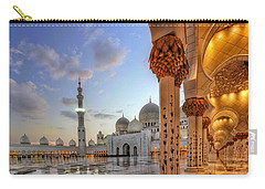 Golden Temple Carry-all Pouch