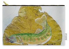 Golden Trout Carry-all Pouch by Ralph Root