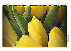 Golden Tulips Carry-all Pouch