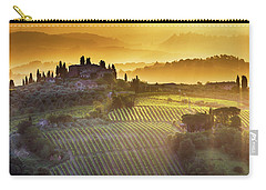 Golden Tuscany Carry-all Pouch