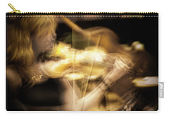 Golden Violin -  Carry-all Pouch