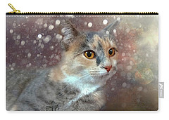 Goldie Carry-all Pouch by Geraldine DeBoer