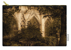 Paris, France - Goldoni In The Park Carry-all Pouch
