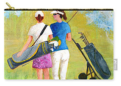 Golf Buddies #1 Carry-all Pouch