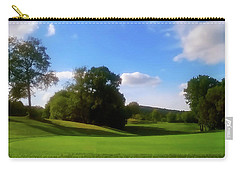 Golf Course Landscape Carry-all Pouch
