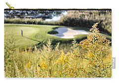 Golf - Green Peace Carry-all Pouch by Jason Nicholas