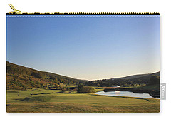 Golf - Natural Curves Carry-all Pouch by Jason Nicholas