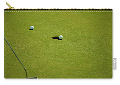 Golf - The Longest Inch Carry-all Pouch by Chris Flees