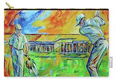Golfclub Mettmann Carry-all Pouch by Koro Arandia