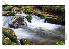 Golitha Falls IIi Carry-all Pouch by Helen Northcott