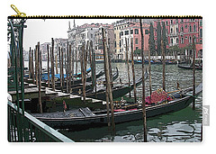 Gondolas Carry-all Pouch