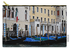 Gondolas At Rest Carry-all Pouch