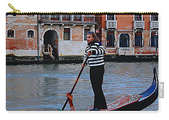 Gondolier Venice Carry-all Pouch