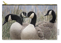 Gone Agandering Carry-all Pouch by I'ina Van Lawick