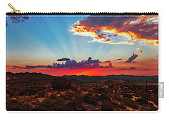 Good Evening Arizona Carry-all Pouch