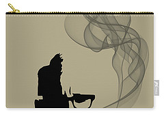 Good For Mystique - Mad Men Poster Roger Sterling Quote Carry-all Pouch