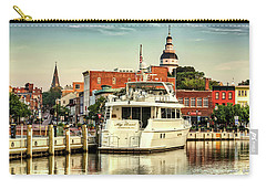 Good Morning Annapolis Carry-all Pouch