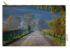 Good Morning Cades Cove 3 Carry-all Pouch