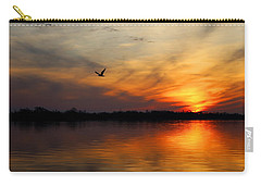 Good Morning Carry-all Pouch by Judy Vincent
