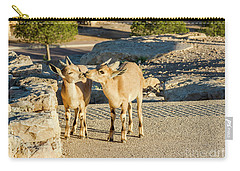 Good Morning Kiss Carry-all Pouch