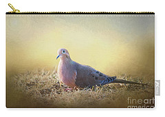 Good Mourning Dove Carry-all Pouch