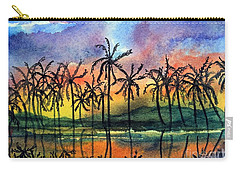 Good Night Hawaii Carry-all Pouch