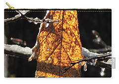 Goodbye To Autumn Carry-all Pouch