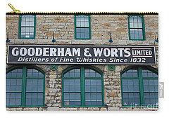 Gooderham And Worts Distillery Carry-all Pouch