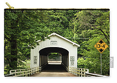 Goodpasture Covered Bridge Carry-all Pouch