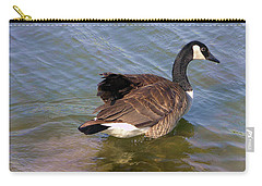 Goose Carry-all Pouch by John Lautermilch