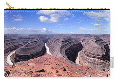 Gooseneck Bends Panorama Carry-all Pouch