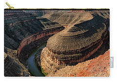 Goosenecks State Park Overlook Carry-all Pouch