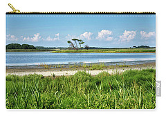 Gordons Pond - Cape Henlopen State Park - Delaware Carry-all Pouch by Brendan Reals