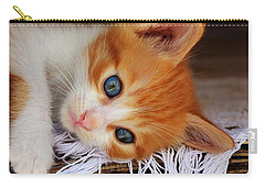Gorgeous Blue Eyes Carry-all Pouch