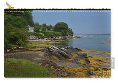 Gorgeous Coast Of Bustin's Island Carry-all Pouch by DejaVu Designs