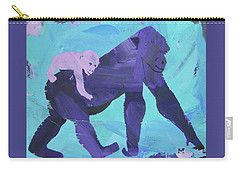 Gorgeous Gorilla Carry-all Pouch