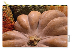 Gorgeous Gourds Carry-all Pouch by Patricia E Sundik