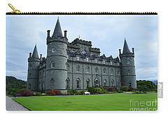 Gorgeous View Of Inveraray Castle Carry-all Pouch
