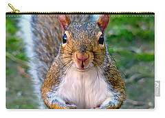 Got Any Peanuts Carry-all Pouch