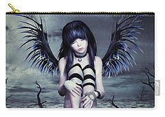 Goth Fairy Carry-all Pouch