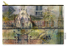 Church Architecture Carry-All Pouches